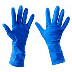 Latex Gloves - Economy w/ Extended Cuff