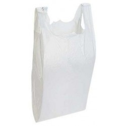 Plastic T-shirt Bags - small