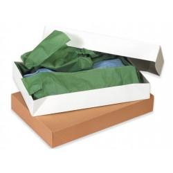 Apparel Boxes - White 15x9-1/2x2