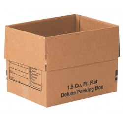 Deluxe Packing Boxes 16x12x12