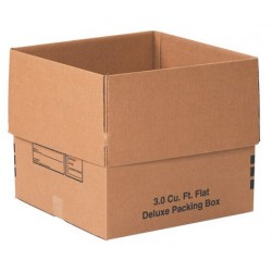 Deluxe Packing Boxes 18x18x16