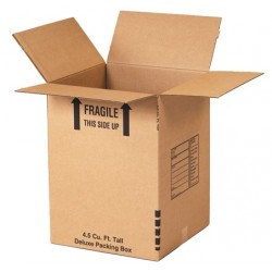 Deluxe Packing Boxes 18x18x24
