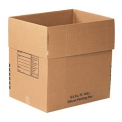 Deluxe Packing Boxes 24x18x24