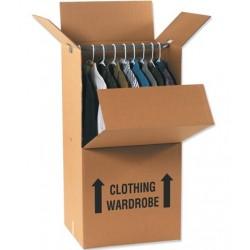 "Wardrobe Box 24x20x46"""