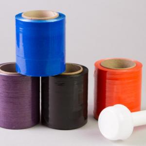 Color-Tinted Bundling Wrap, 3″ core